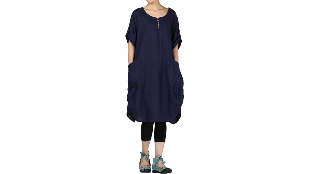house dress with pockets