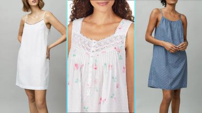 lightweight summer nightgowns