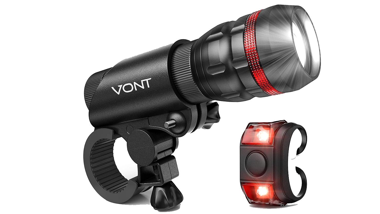 bike light with rear blinker