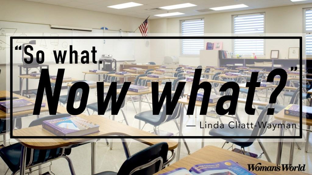Linda Cliatt-Wayman quote