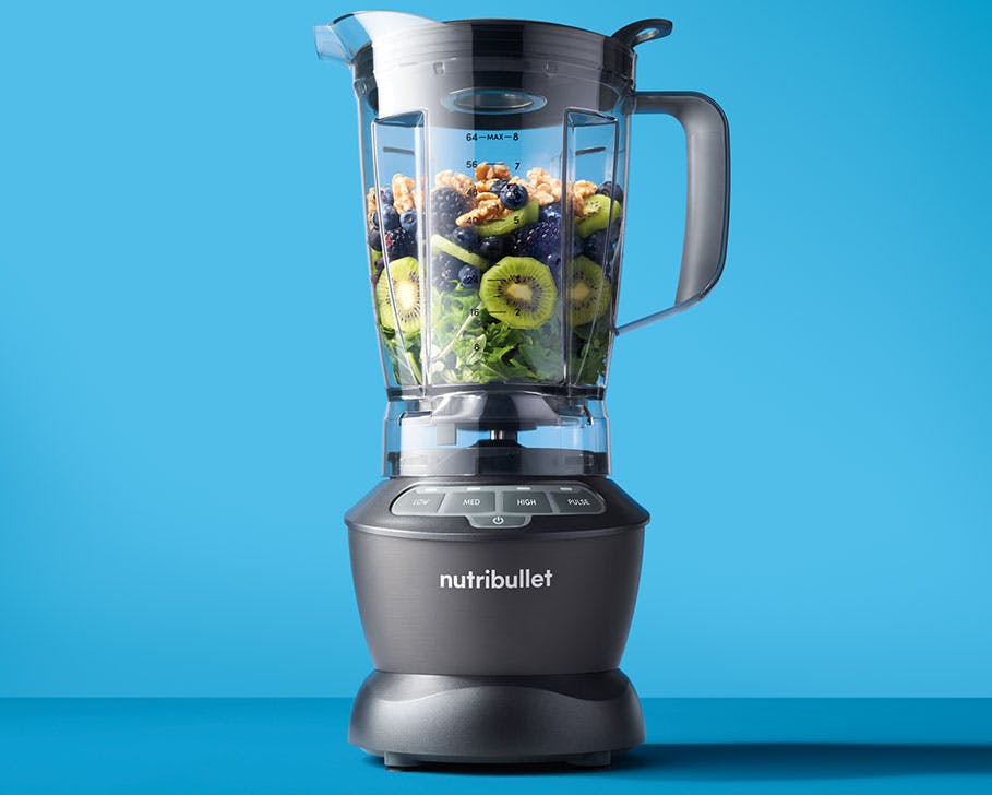 NutriBullet blender full-sized