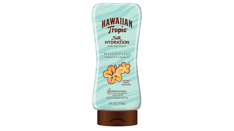 hawaiian tropic aloe vera cream