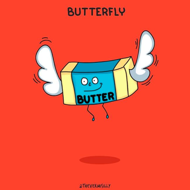 Butter joke