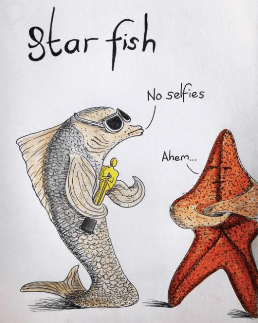Starfish joke