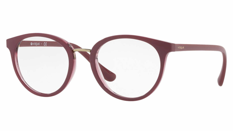 vogue round eyeglass frames