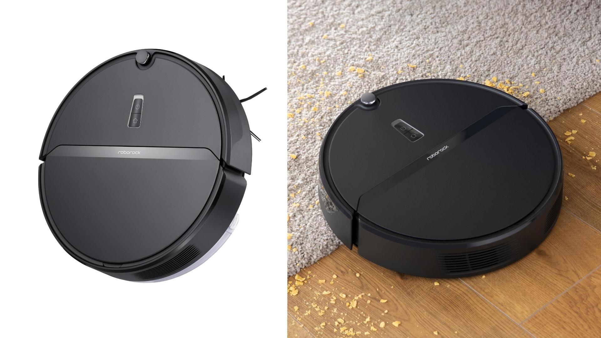 Roborock E4 robot vacuum