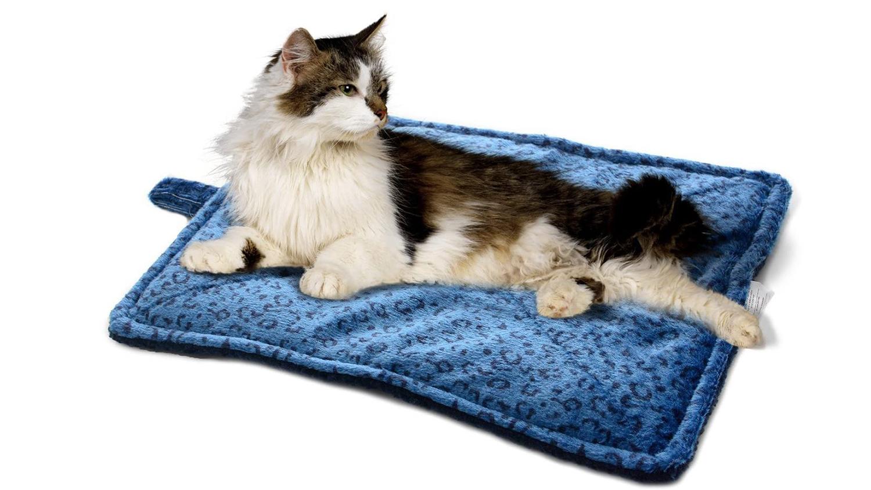 thermal cat bed mat