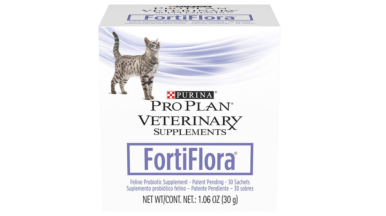 cat vitamins purina fortiflora