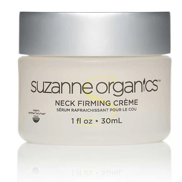 Suzanne Somers neck firming creme