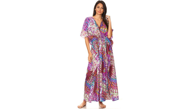 Walmart caftan dress