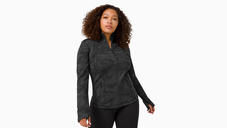 lululemon jacket best workout clothes for women over 50
