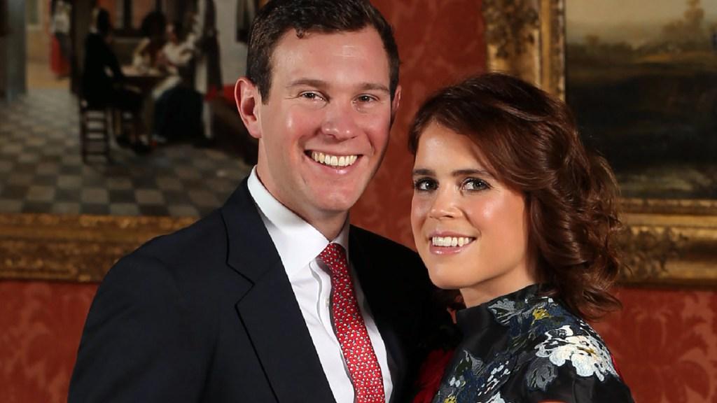 Princess Eugenie and Jack Brooksbank engagement photo