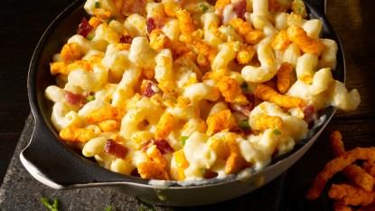 Cheetos mac and cheese
