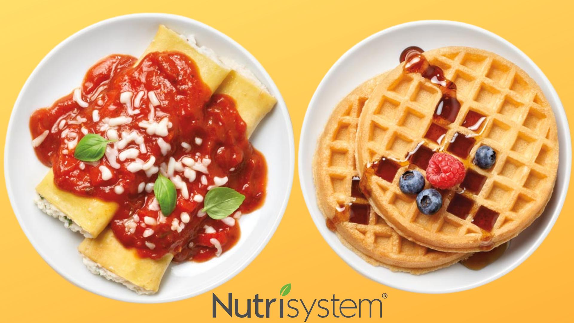 best weight loss programs for women nutrisystem foods