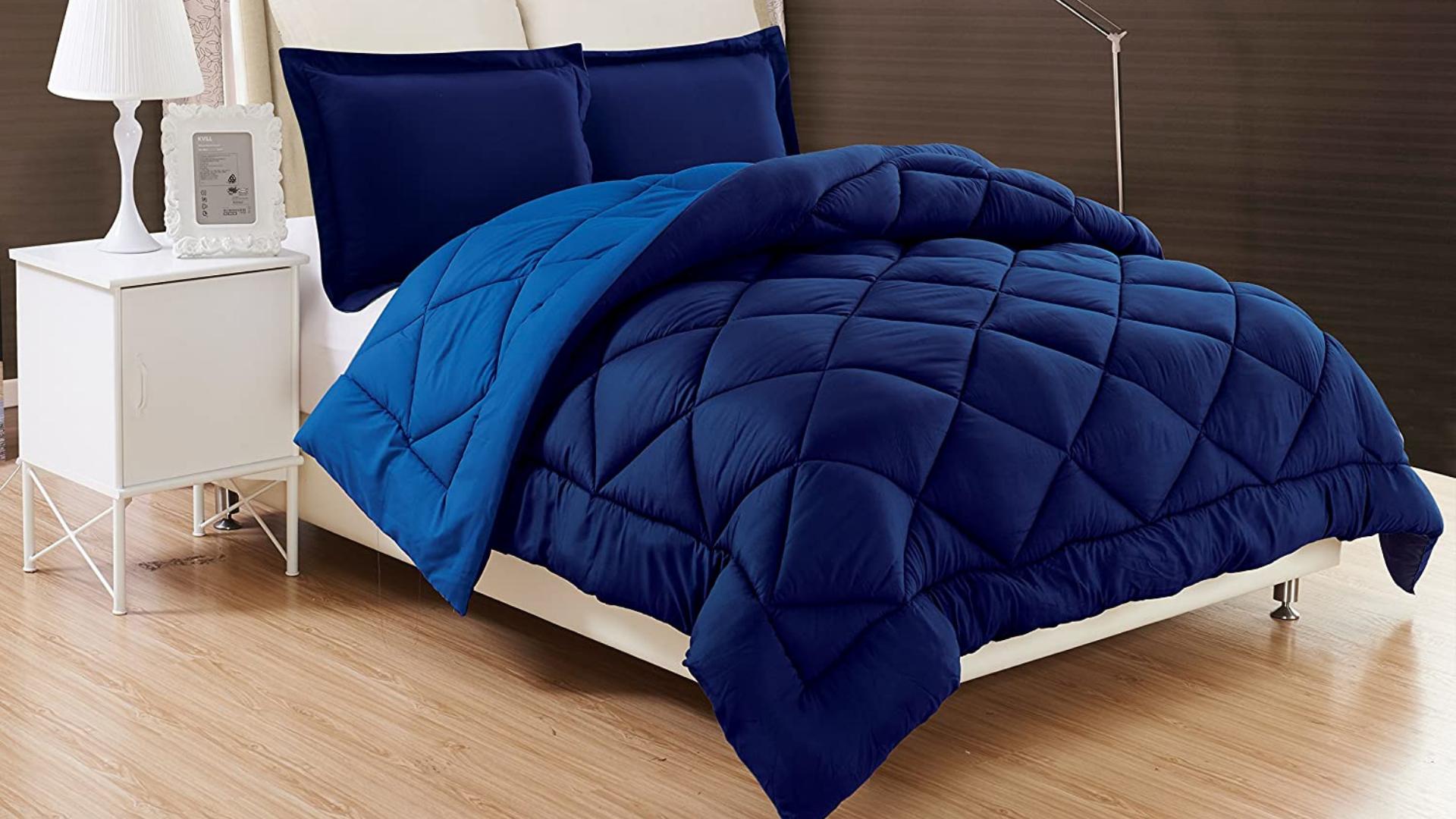 best quilted winter comforter