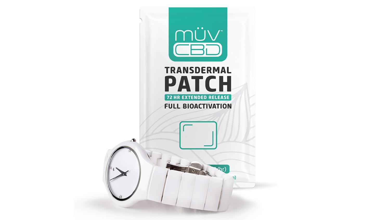 MÜV CBD patch