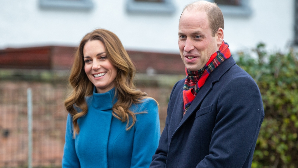 Will & Kate synd story image for 1/26