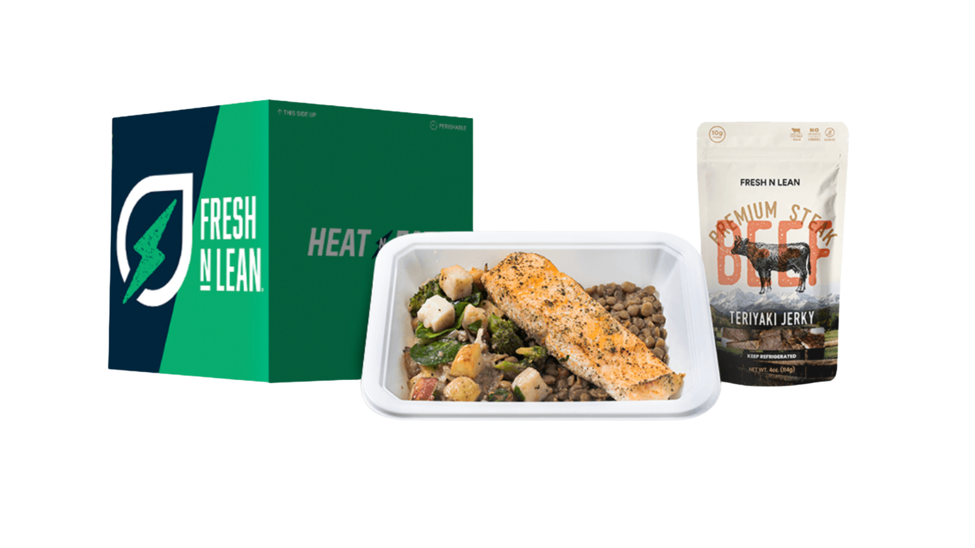 Fresh N Lean best meal delivery plan
