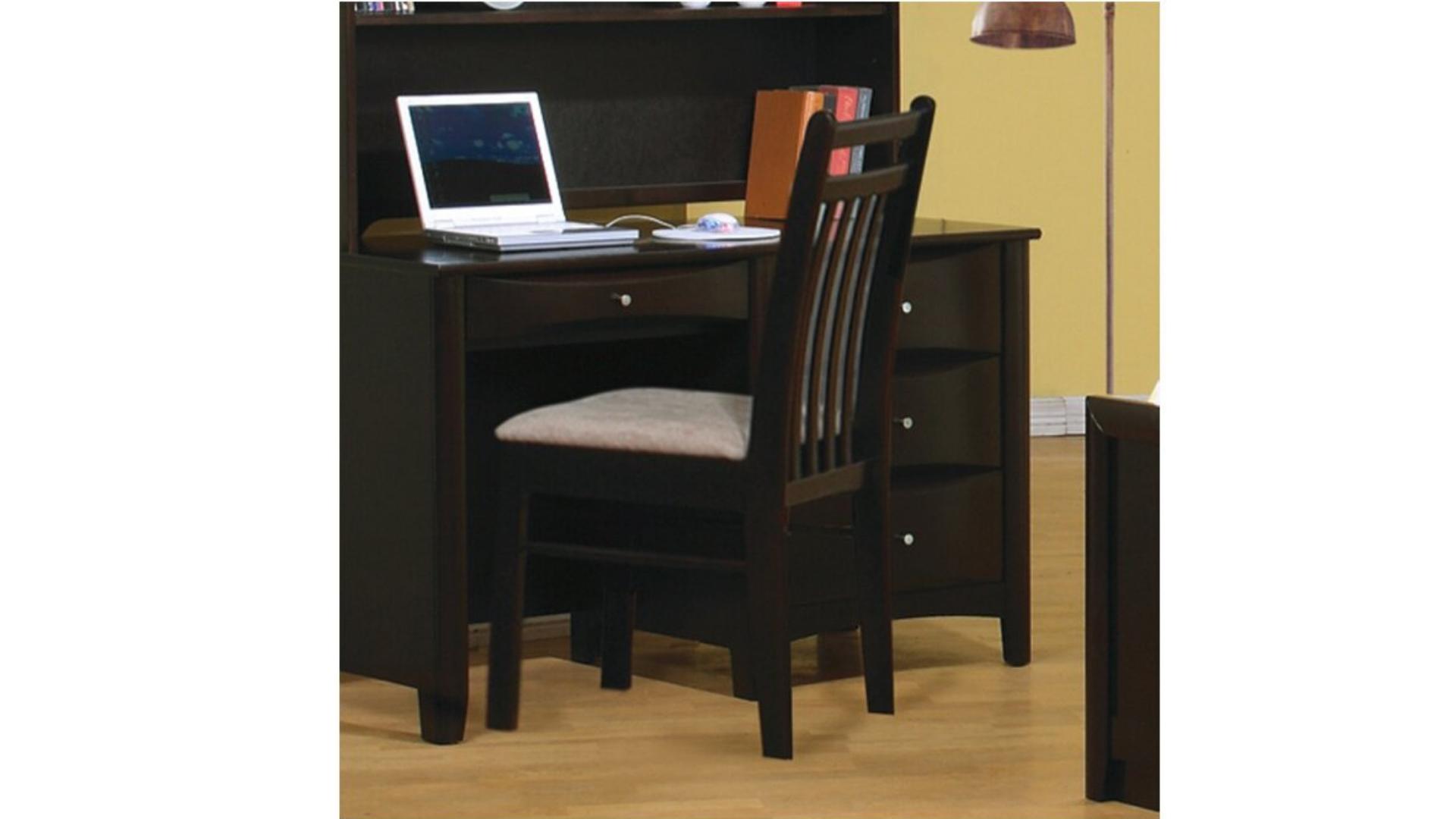 Orren Ellis best desk chair with no wheels