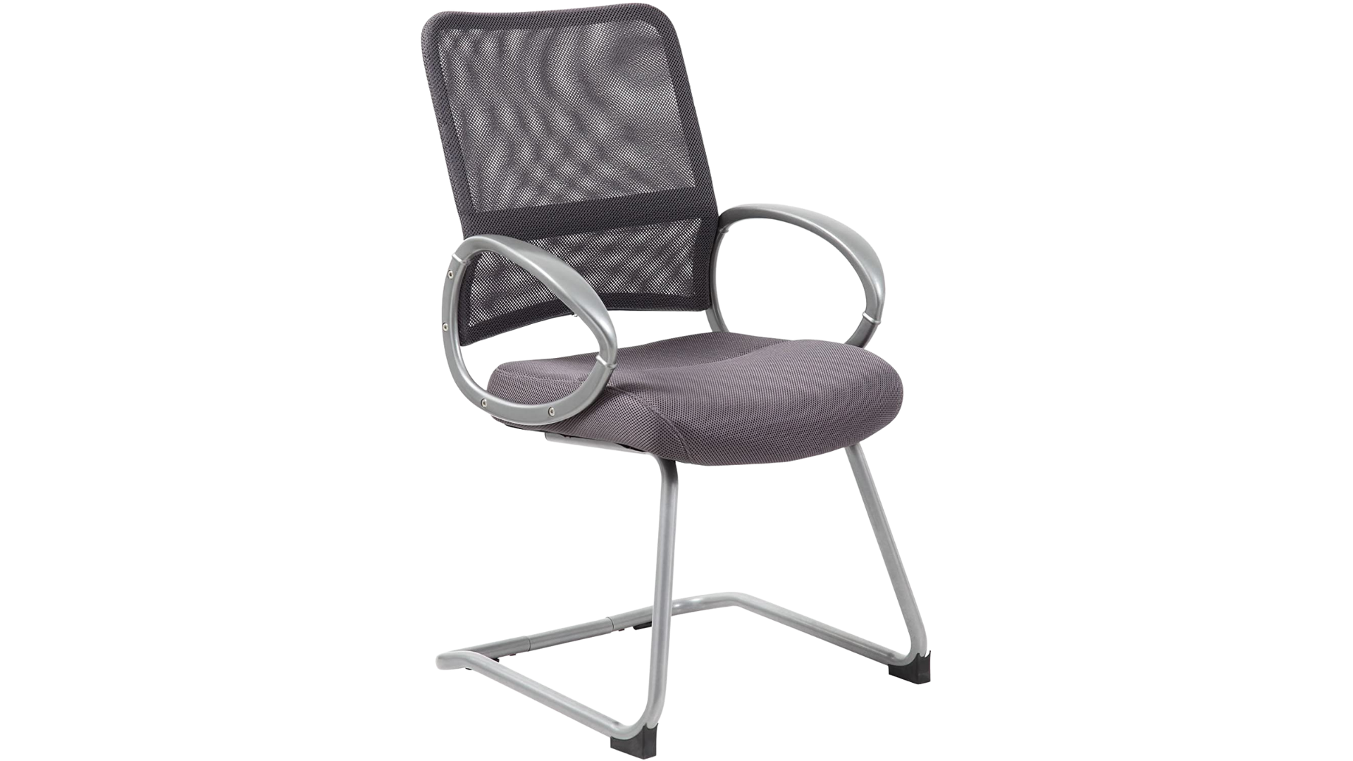 Boss Office Products best desk chair with no wheels