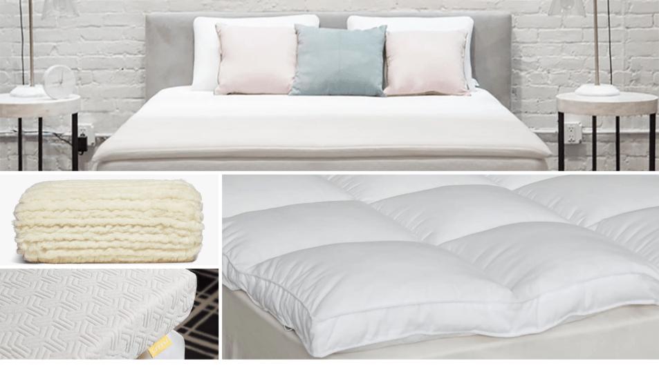 best mattress toppers