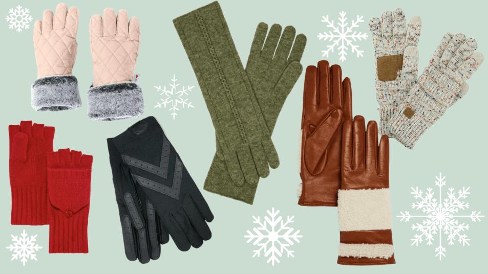 best winter gloves for women 2021