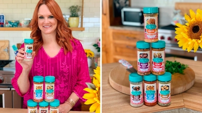 The Pioneer Woman spices promo photo