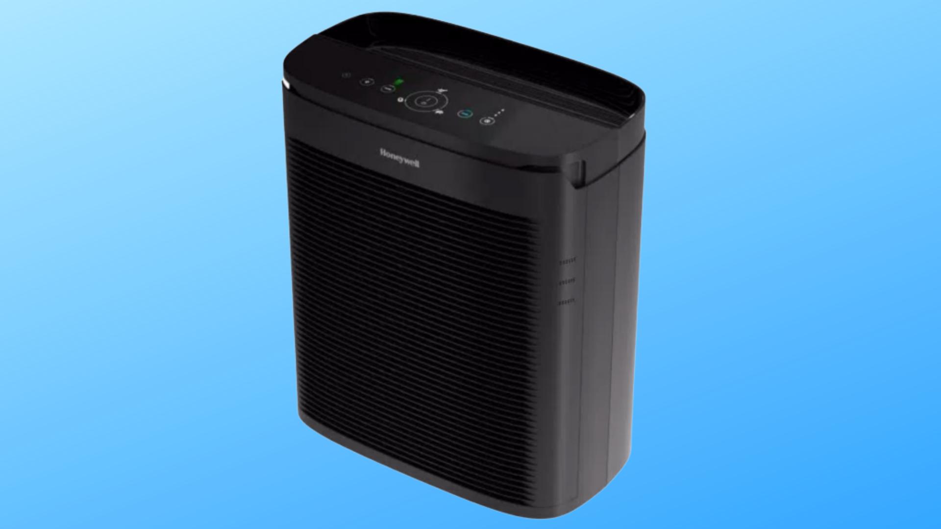 Honeywell best air purifier