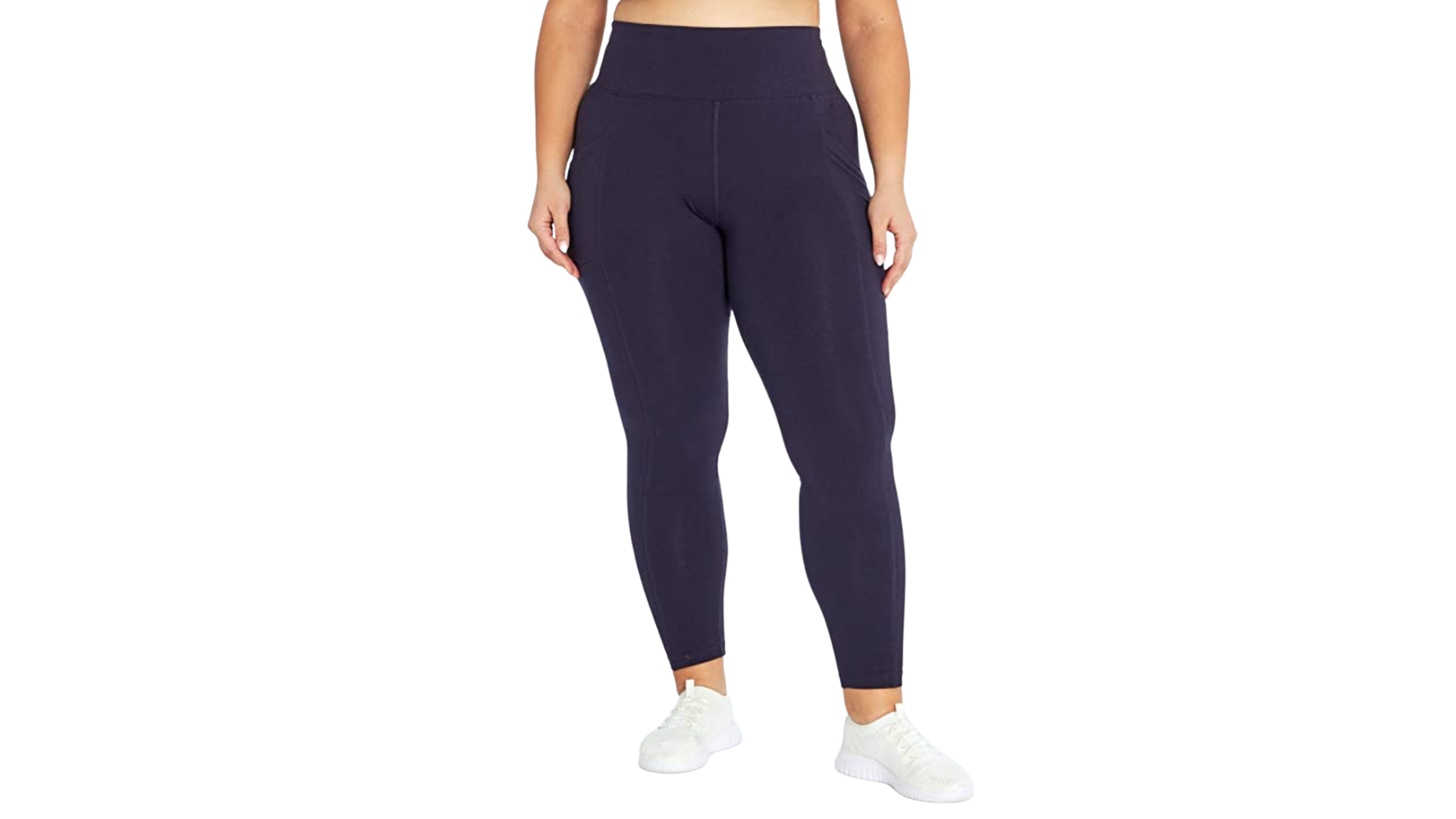 Marika best plus size leggings with pockets