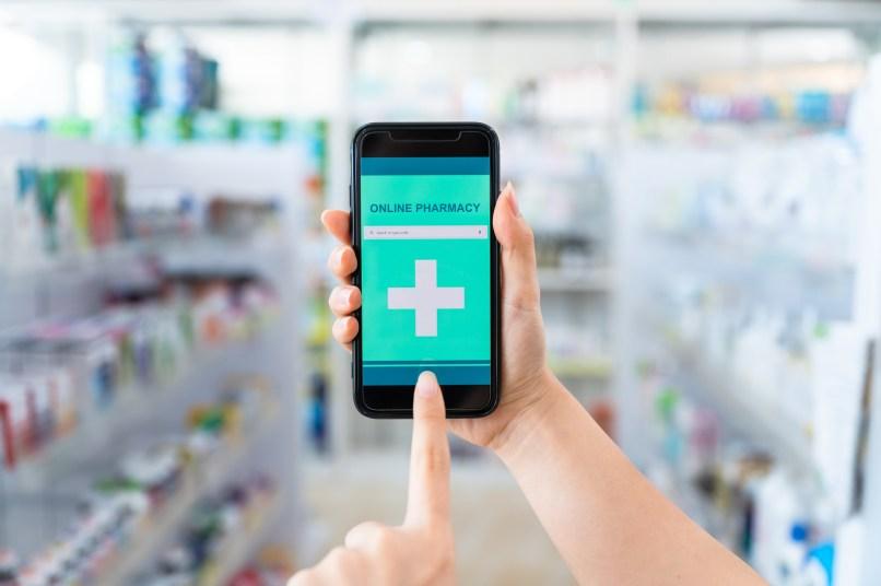 Online drugstore shopping service