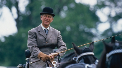 Prince Philip synd image