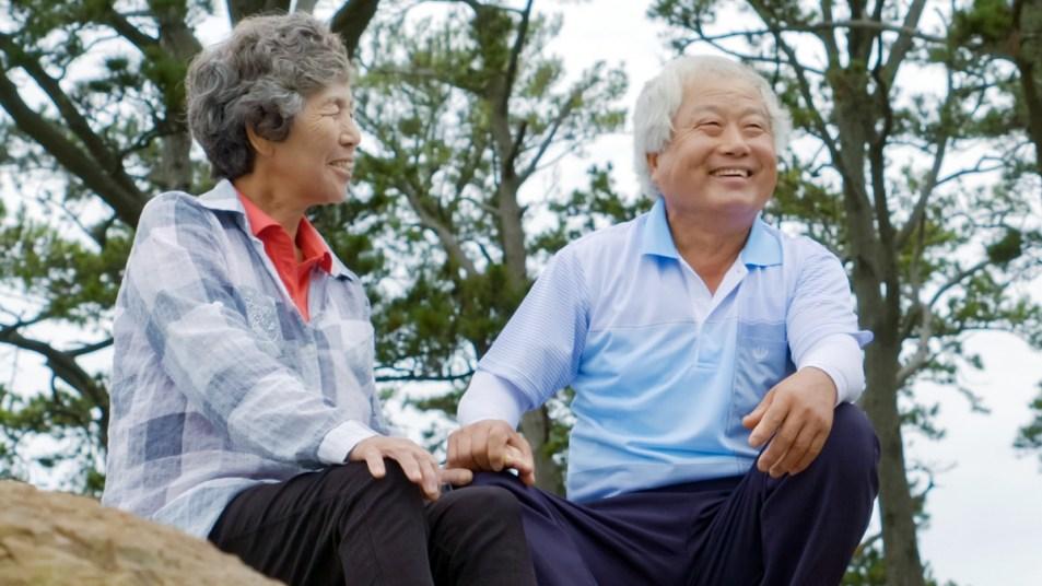 Saengja and Yeongsam from 'My Love: Six Stories of Love'