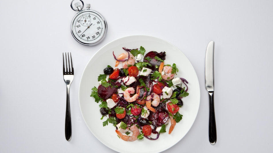 Meal timing cures acid reflux mag image