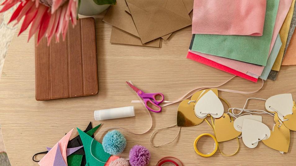 craft clutter