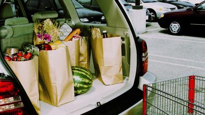 Make money delivering groceries
