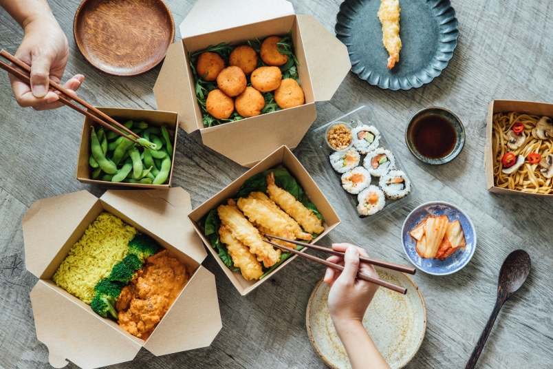 save money on takeout