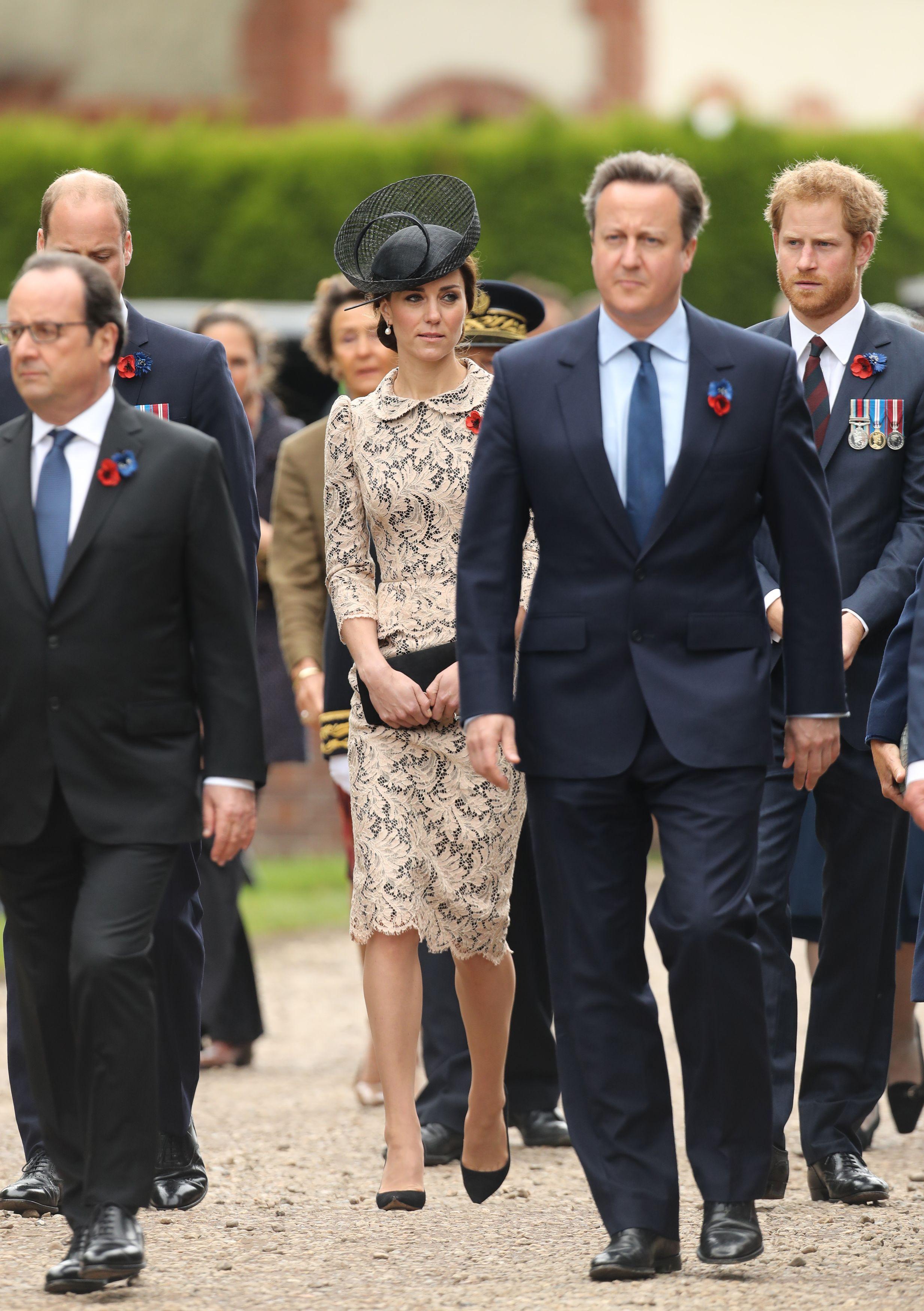 Kate Middleton Levitating