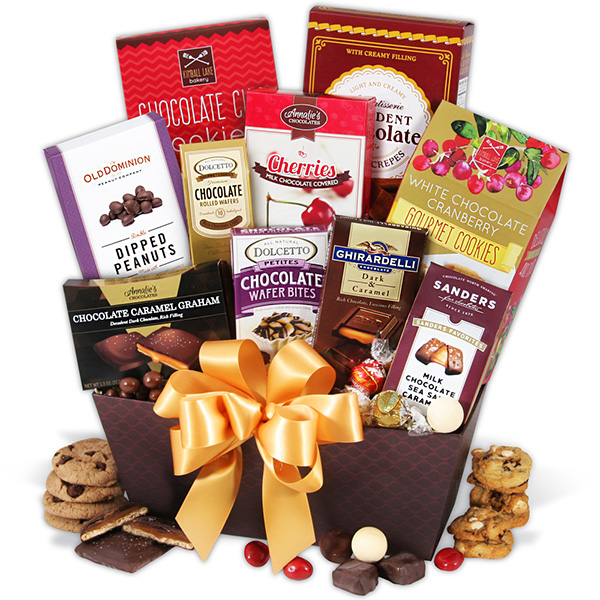 Gift Baskets Chocolate