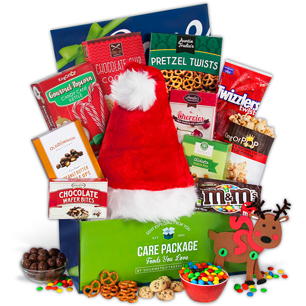 Gift Baskets Christmas Care Package