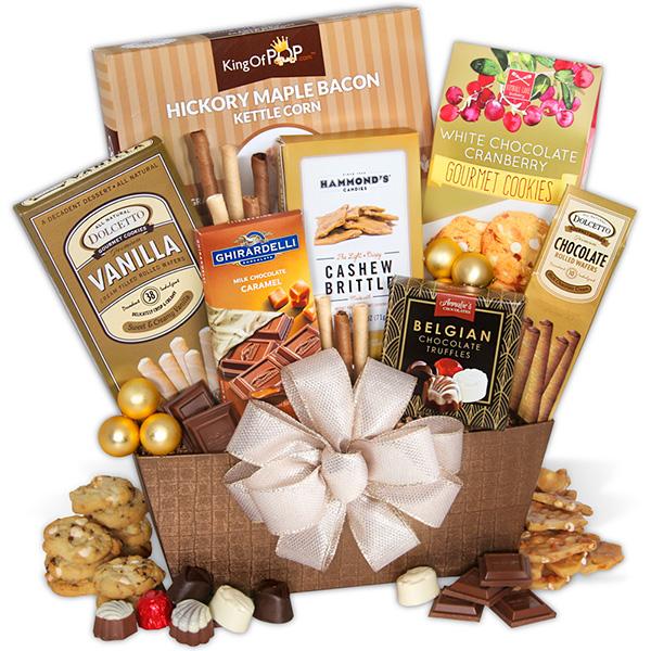 Gift Baskets Good Tidings