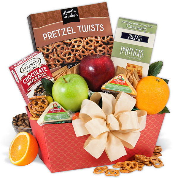 Gift Baskets Orchard Fruit
