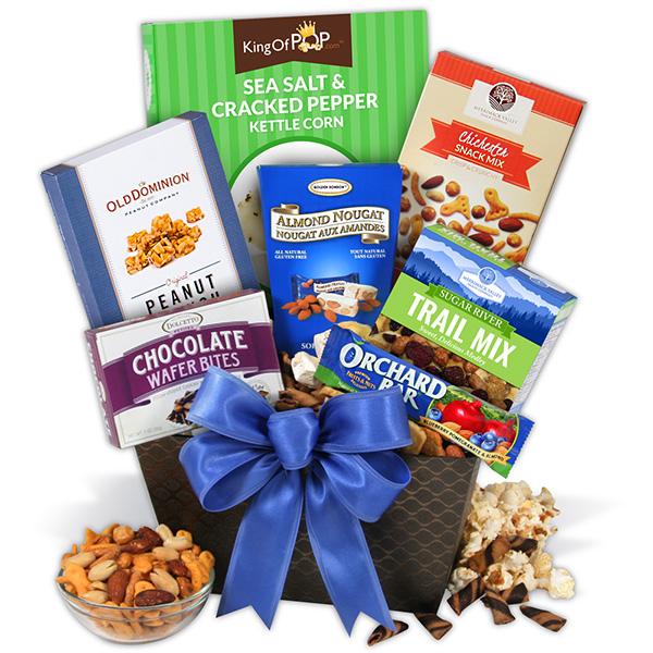 Gift Baskets Snack Break