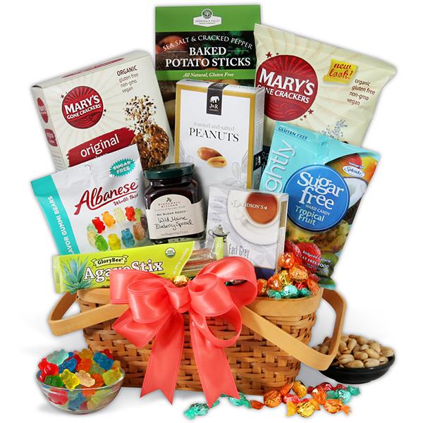 Gift Baskets Sugar Free