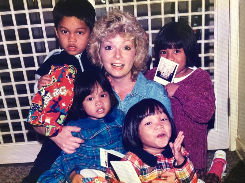 Adoption Story of 4 Siblings