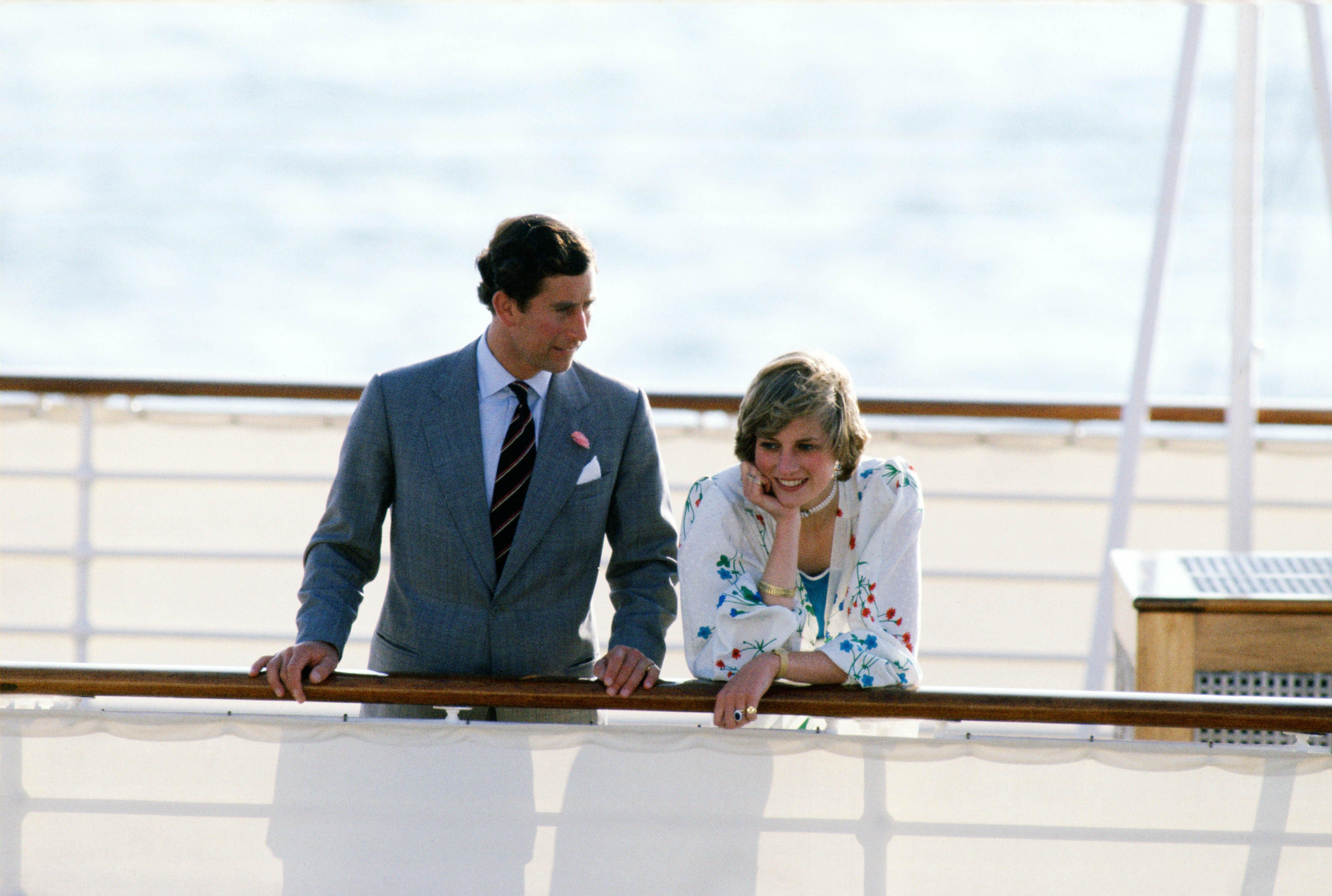 Princess-Diana-Honeymoon
