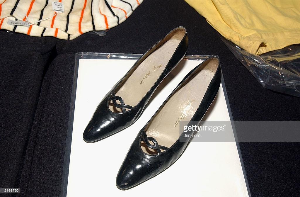 jackie kennedy shoes