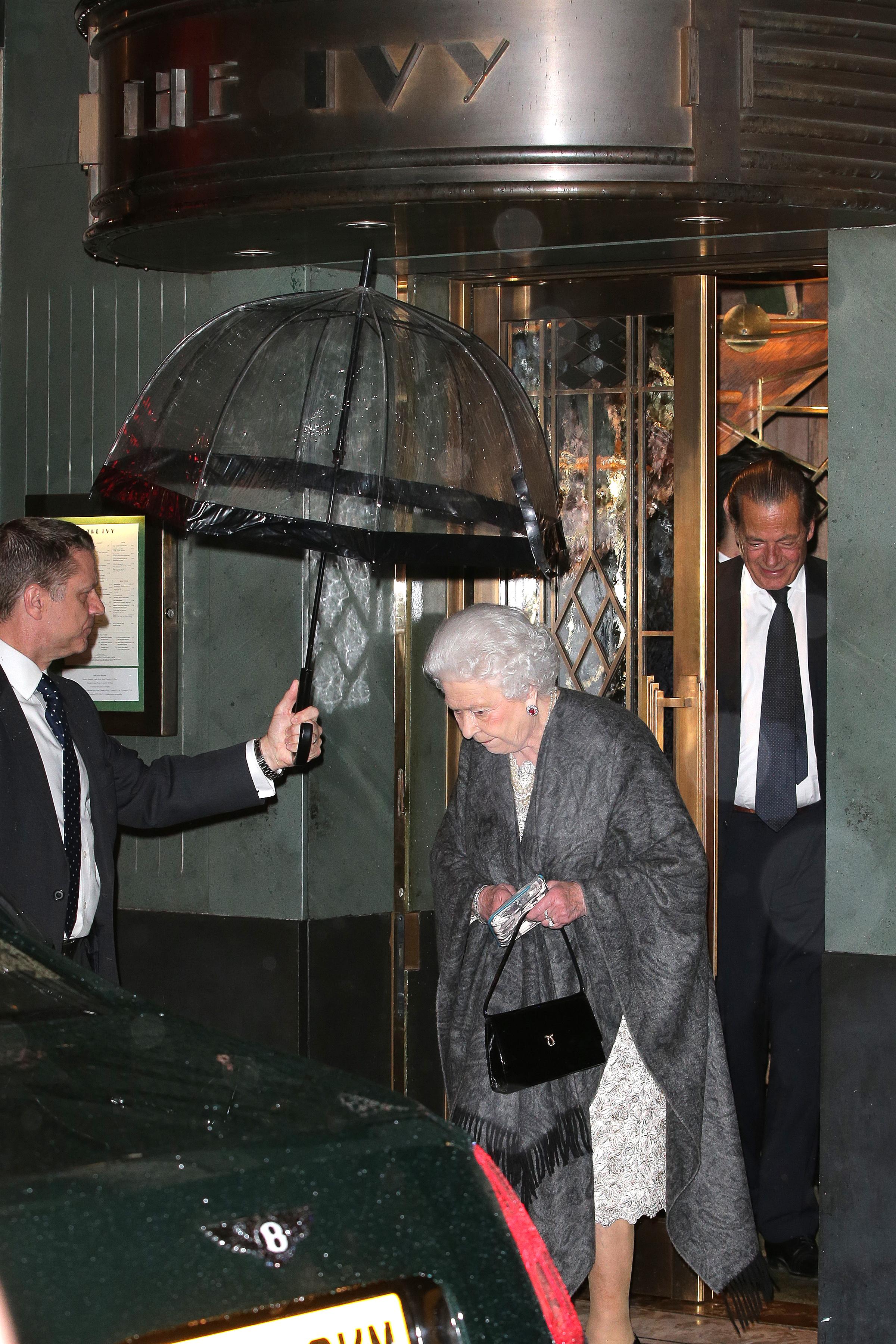 Queen Elizabeth The Ivy