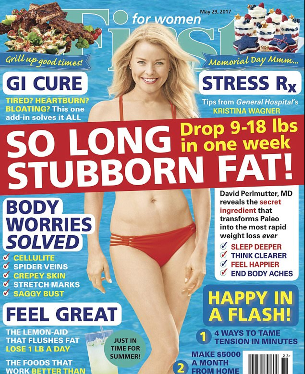 Kristina Wagner FIRST cover
