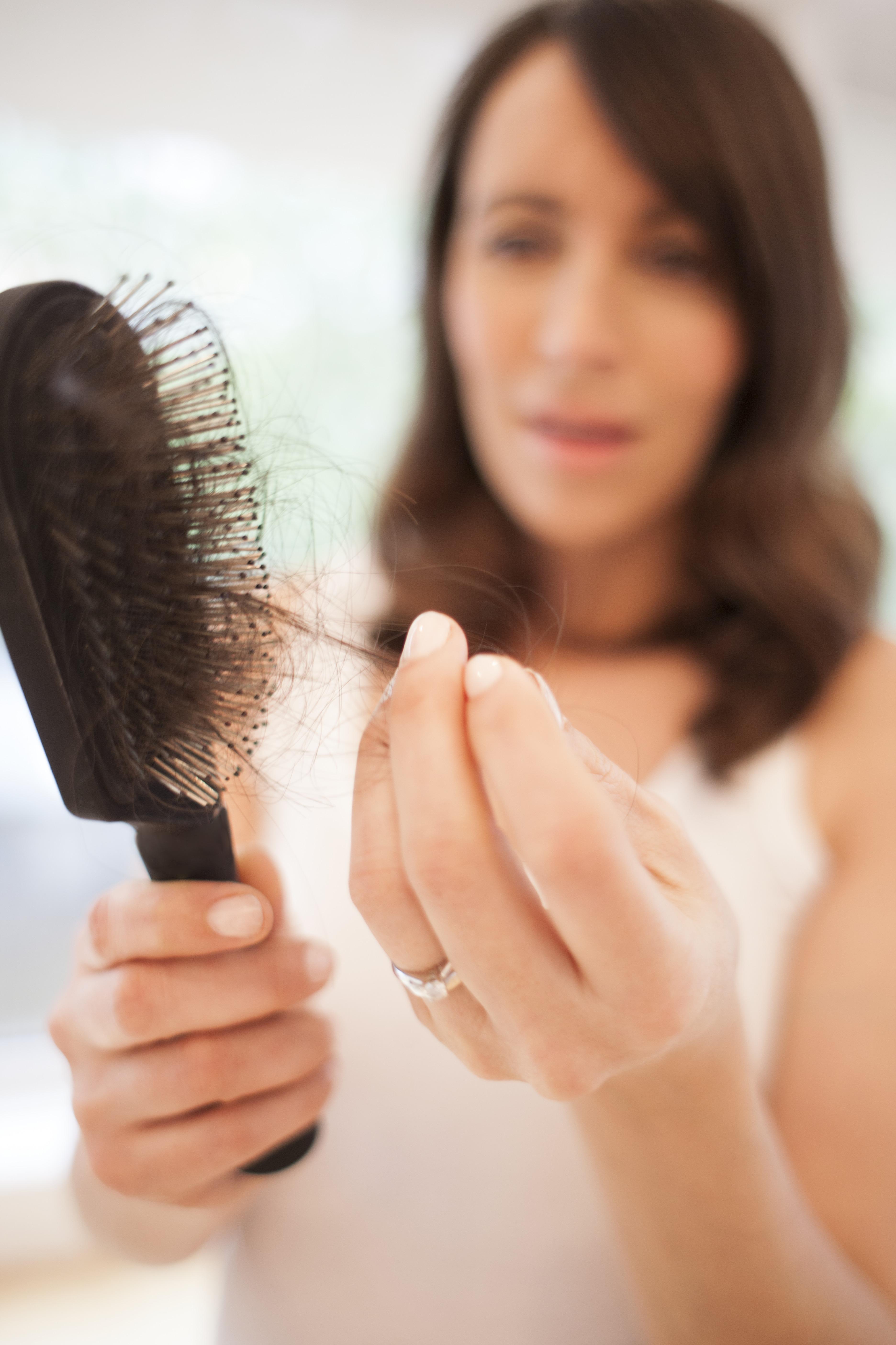 hair loss getty