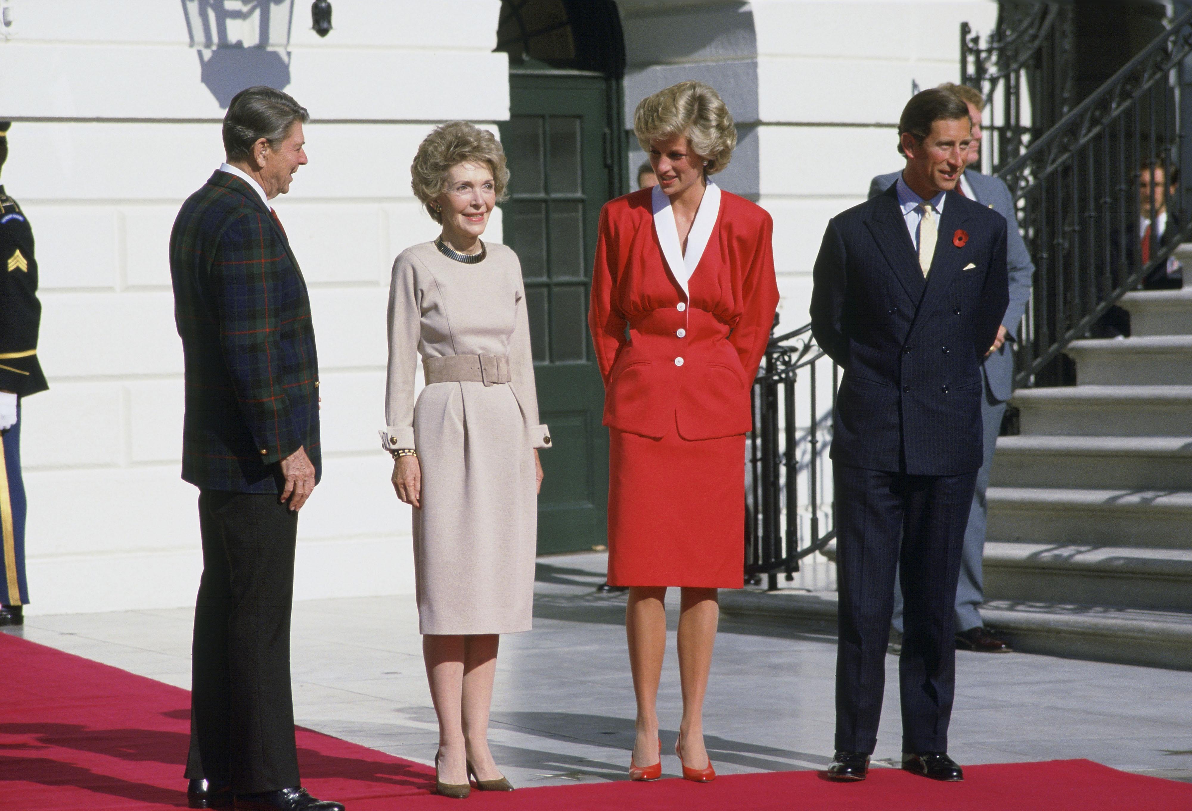 royal couple us pres getty